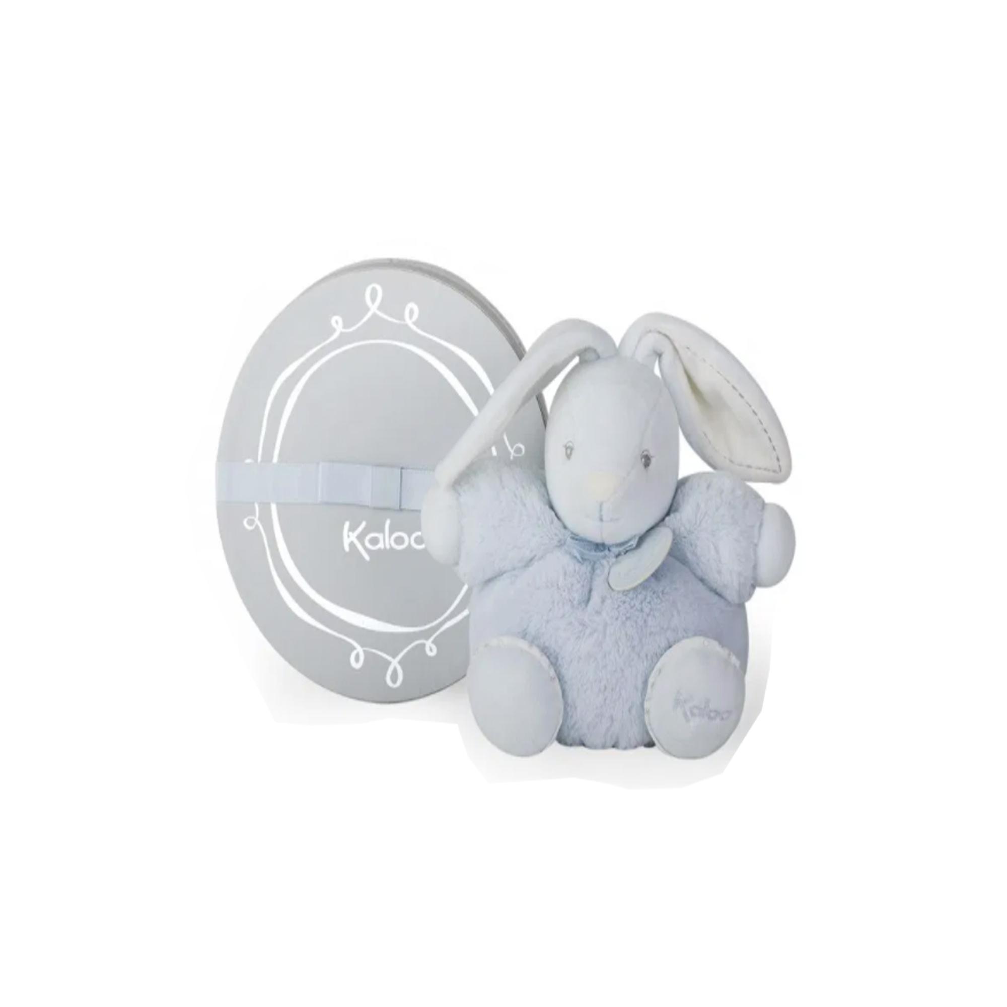 Kaloo Perle Chubby Rabbit Blue Small